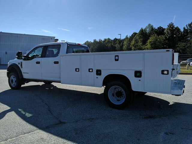 2019 F-450 Crew Cab DRW 4x2, Reading Classic II Steel Service Body #19T1944 - photo 6
