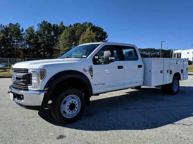 2019 F-450 Crew Cab DRW 4x2, Reading Classic II Steel Service Body #19T1944 - photo 7