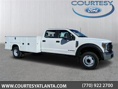 2019 F-450 Crew Cab DRW 4x2, Reading Classic II Steel Service Body #19T1944 - photo 1