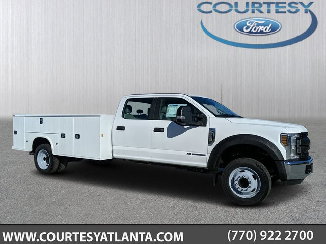 2019 F-450 Crew Cab DRW 4x2, Knapheide Service Body #19T1953 - photo 1