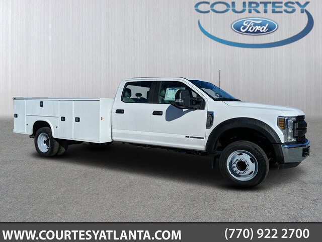 2019 Ford F-450 Crew Cab DRW 4x2, Knapheide Service Body #19T1970 - photo 1