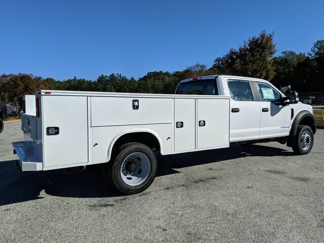 2019 Ford F-450 Crew Cab DRW RWD, Knapheide Service Body #19T1971 - photo 1