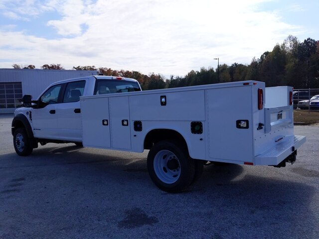 2019 F-450 Crew Cab DRW 4x2, Knapheide Service Body #19T2030 - photo 1