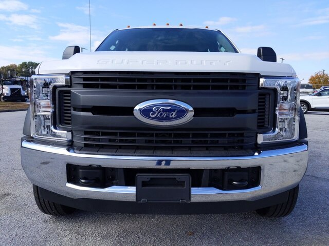 2019 Ford F-450 Crew Cab DRW RWD, Knapheide Steel Service Body #19T2030 - photo 8