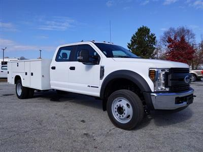 2019 Ford F-450 Crew Cab DRW RWD, Knapheide Steel Service Body #19T2030 - photo 4