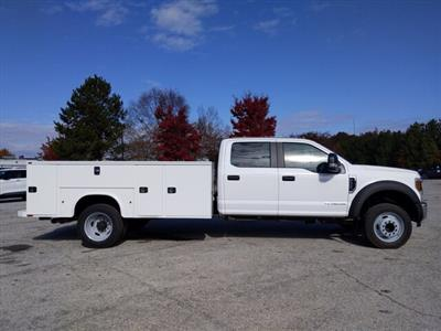 2019 Ford F-450 Crew Cab DRW RWD, Knapheide Steel Service Body #19T2030 - photo 5