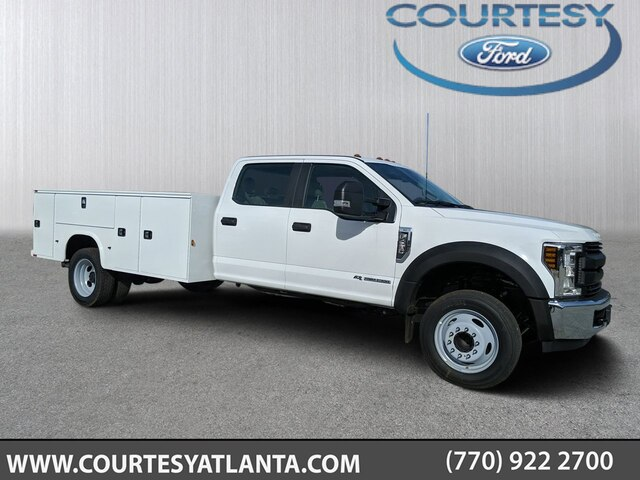 2019 Ford F-450 Crew Cab DRW RWD, Knapheide Service Body #19T2096 - photo 1