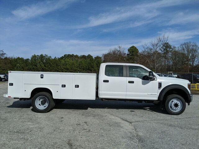 2019 Ford F-450 Crew Cab DRW RWD, Knapheide Steel Service Body #19T2096 - photo 4