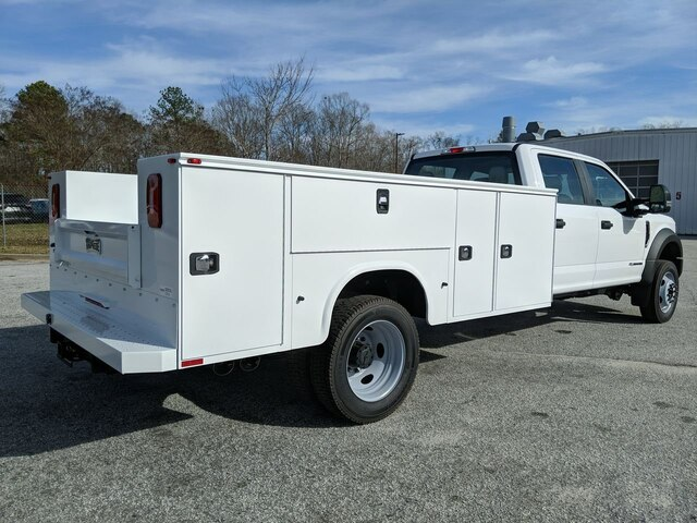 2019 F-450 Crew Cab DRW 4x2, Knapheide Service Body #19T2096 - photo 1