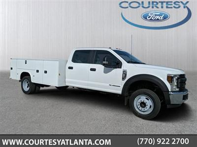 2019 Ford F-450 Crew Cab DRW RWD, Knapheide Steel Service Body #19T2096 - photo 1