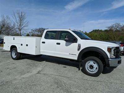 2019 Ford F-450 Crew Cab DRW RWD, Knapheide Steel Service Body #19T2096 - photo 3