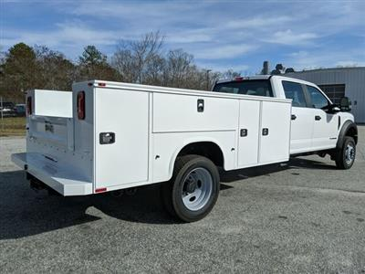 2019 Ford F-450 Crew Cab DRW RWD, Knapheide Steel Service Body #19T2096 - photo 2