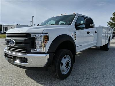 2019 Ford F-450 Crew Cab DRW RWD, Knapheide Steel Service Body #19T2096 - photo 6