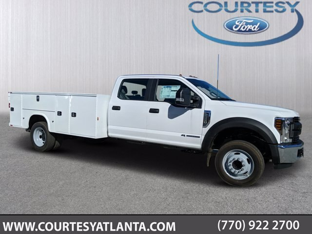 2019 Ford F-450 Crew Cab DRW RWD, Knapheide Service Body #19T2098 - photo 1