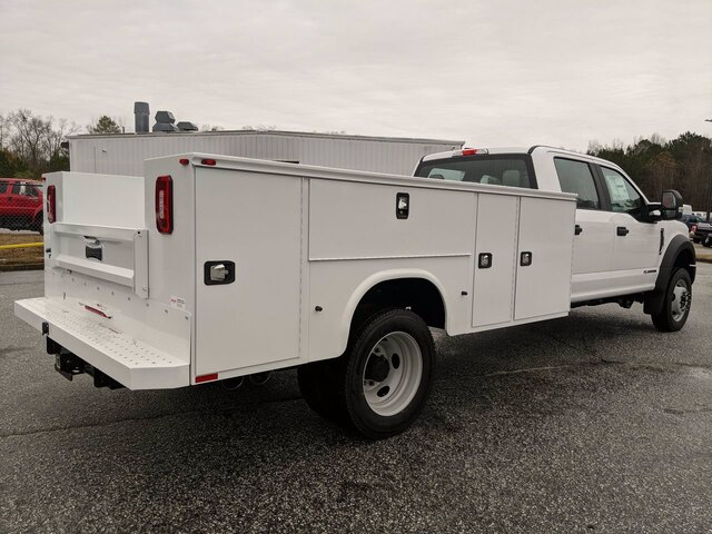 2019 Ford F-450 Crew Cab DRW RWD, Knapheide Service Body #19T2101 - photo 1