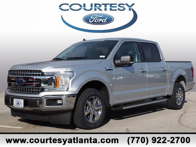 2019 F-150 SuperCrew Cab 4x2,  Pickup #19T219 - photo 1