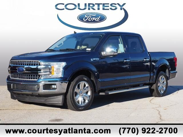 2019 F-150 SuperCrew Cab 4x2,  Pickup #19T274 - photo 1