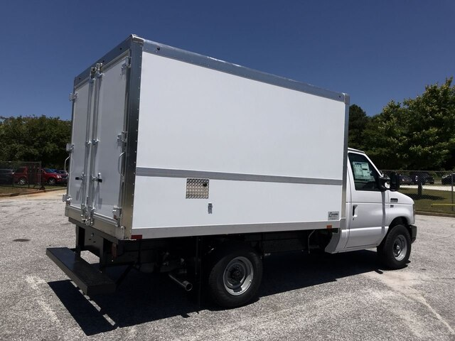 2019 E-350 4x2, Complete Refrigerated Body #19T754 - photo 1