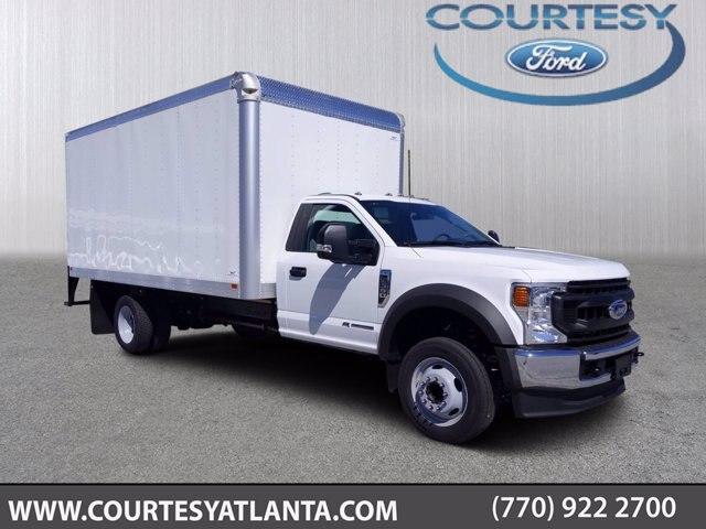 2020 Ford F-550 Regular Cab DRW 4x2, Smyrna Truck Dry Freight #20T1439 - photo 1