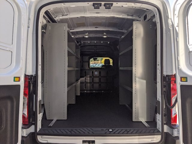 2020 Ford Transit 250 Med Roof RWD, Adrian Steel Upfitted Cargo Van #20T1673 - photo 1