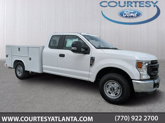 2020 Ford F-250 Super Cab RWD, Reading Service Body #20T634 - photo 1