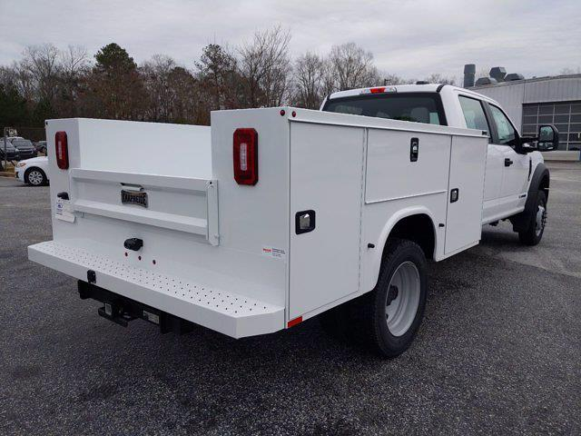 2021 Ford F-450 Crew Cab DRW 4x2, Knapheide Service Body #21T289 - photo 1