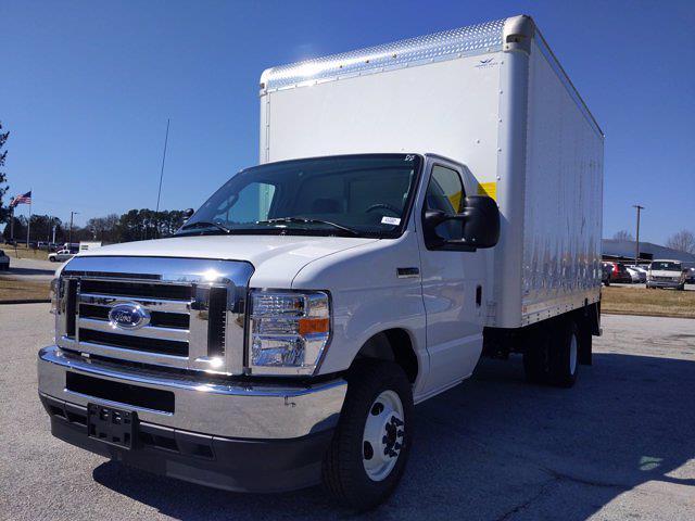 2021 Ford E-350 4x2, Smyrna Truck Cutaway Van #21T325 - photo 8