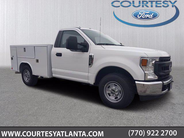 2021 Ford F-250 Regular Cab 4x2, Reading Service Body #21T372 - photo 1