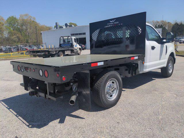 2021 Ford F-250 Regular Cab 4x2, Smyrna Truck Platform Body #21T373 - photo 1