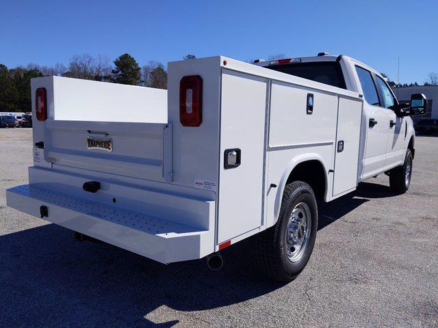 2021 Ford F-250 Crew Cab 4x4, Knapheide Service Body #21T423 - photo 1