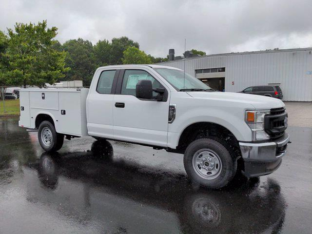 2021 Ford F-250 Super Cab 4x4, Cab Chassis #21T724 - photo 3