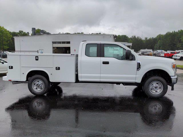 2021 Ford F-250 Super Cab 4x4, Cab Chassis #21T724 - photo 4