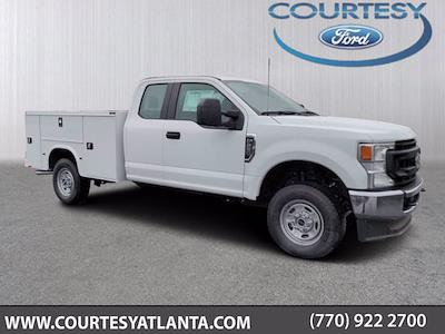 2021 Ford F-250 Super Cab 4x4, Cab Chassis #21T724 - photo 1
