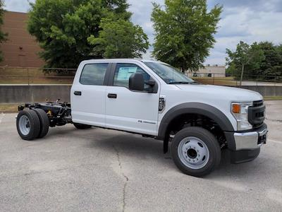 2021 Ford F-450 Crew Cab DRW 4x2, Cab Chassis #21T794 - photo 3