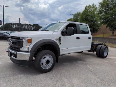 2021 Ford F-450 Crew Cab DRW 4x2, Cab Chassis #21T794 - photo 7