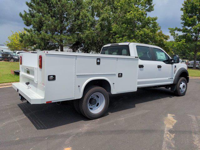 2021 Ford F-450 Crew Cab DRW 4x4, Cab Chassis #21T863 - photo 1