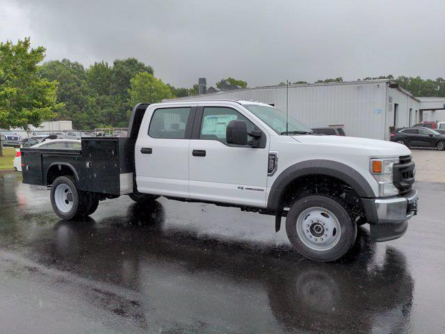 2021 Ford F-550 Crew Cab DRW 4x4, Cab Chassis #21T864 - photo 1