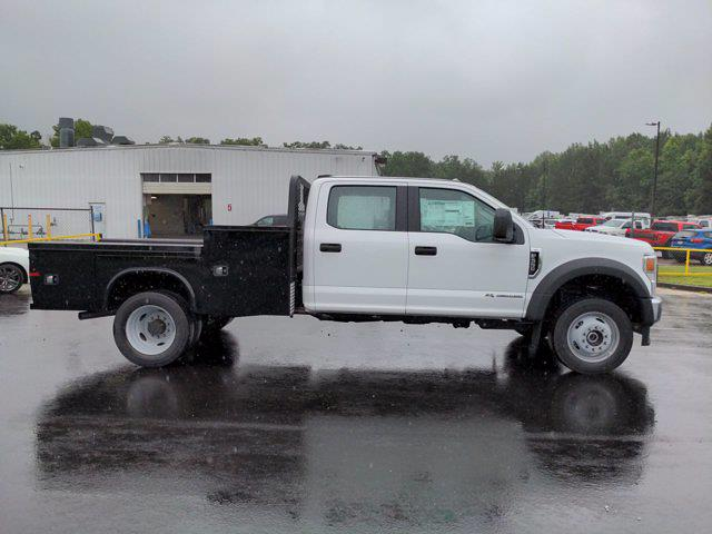 2021 Ford F-550 Crew Cab DRW 4x4, Cab Chassis #21T864 - photo 4