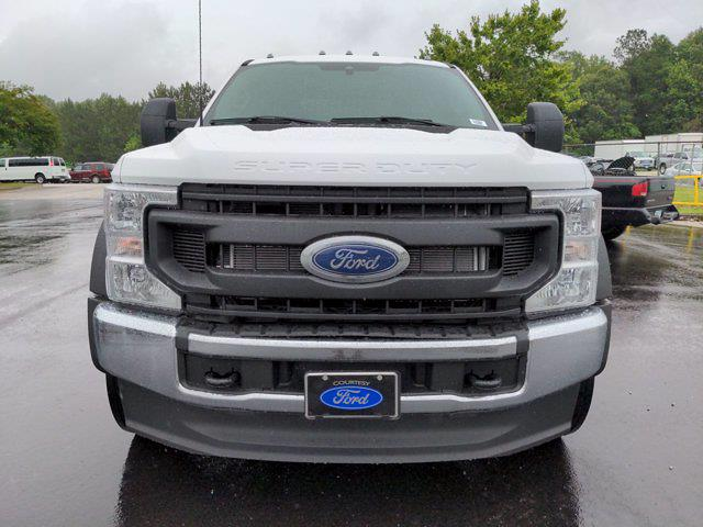 2021 Ford F-550 Crew Cab DRW 4x4, Cab Chassis #21T864 - photo 8