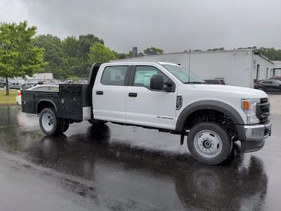 2021 Ford F-550 Crew Cab DRW 4x4, Cab Chassis #21T864 - photo 3