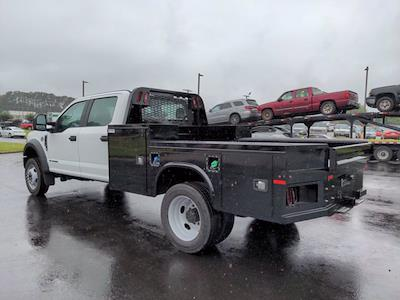 2021 Ford F-550 Crew Cab DRW 4x4, Cab Chassis #21T864 - photo 6