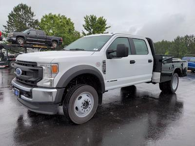 2021 Ford F-550 Crew Cab DRW 4x4, Cab Chassis #21T864 - photo 7