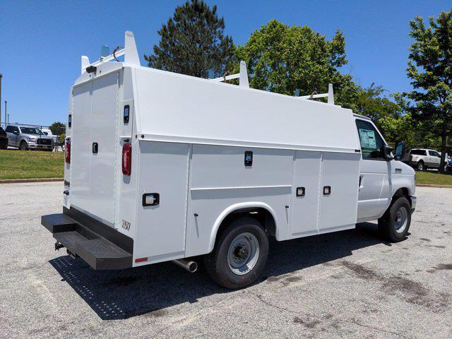 2022 Ford E-350 4x2, Knapheide Service Utility Van #22T001 - photo 1