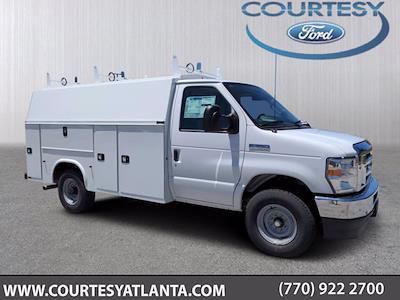 2022 Ford E-350 4x2, Knapheide KUV Service Utility Van #22T001 - photo 1