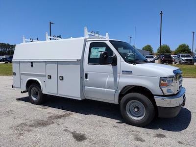 2022 Ford E-350 4x2, Knapheide KUV Service Utility Van #22T001 - photo 3