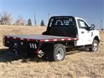 2019 F-350 Regular Cab DRW 4x4, CM Truck Beds Platform Body #FKDA14142 - photo 2