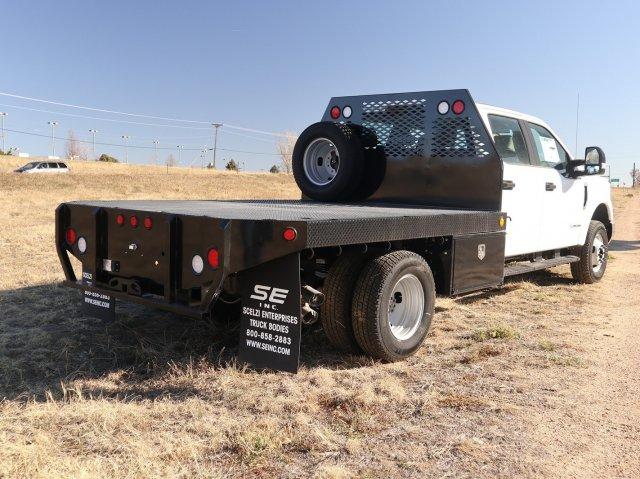 2019 F-350 Crew Cab DRW 4x4, Scelzi Platform Body #FKEF61728 - photo 1