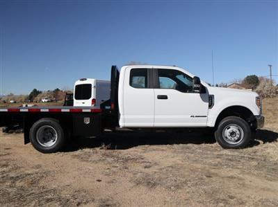 2019 F-350 Super Cab DRW 4x4, CM Truck Beds Platform Body #FKEF94166 - photo 3