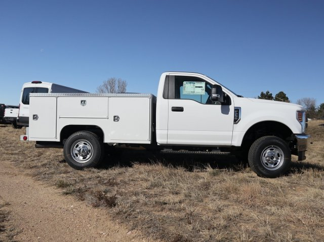2019 F-250 Regular Cab 4x4, Scelzi Signature Service Body #FKEG58226 - photo 3
