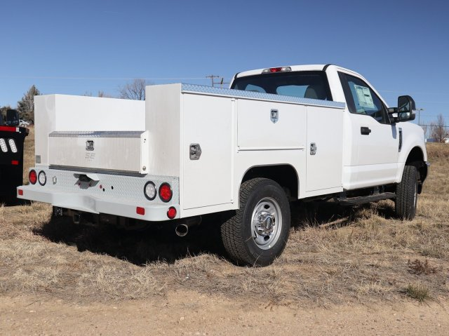 2019 F-250 Regular Cab 4x4, Scelzi Signature Service Body #FKEG58226 - photo 2